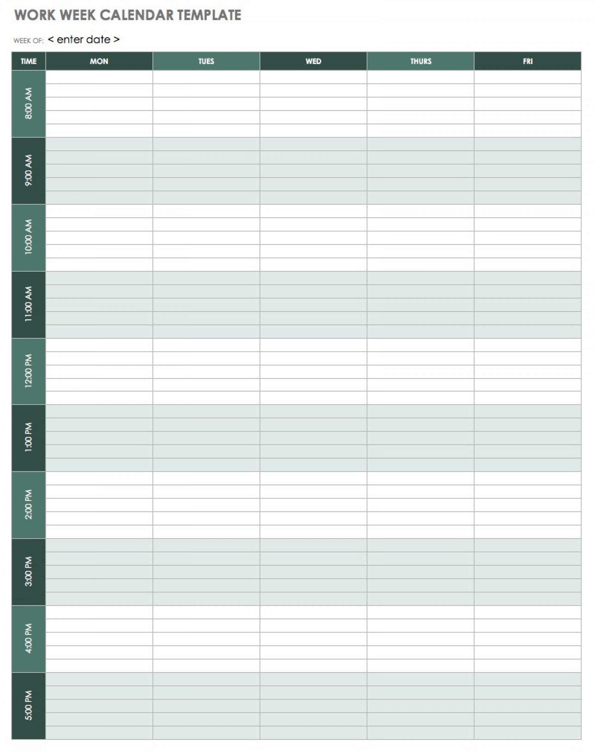 003 Printable Weekly Schedule Template Imposing Ideas Free 2 with regard to Printable Weekly Calendar