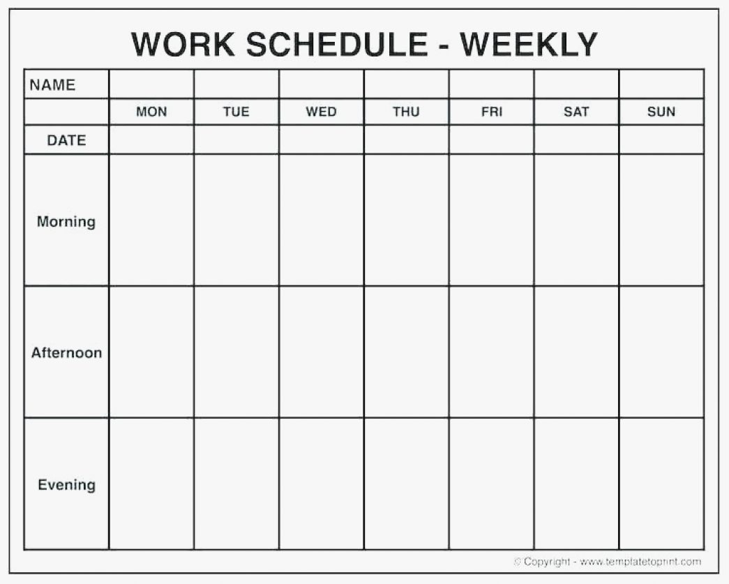 009 Weekly Calendar Template With Times One Week Excel in Weekly Calendar Template With Times