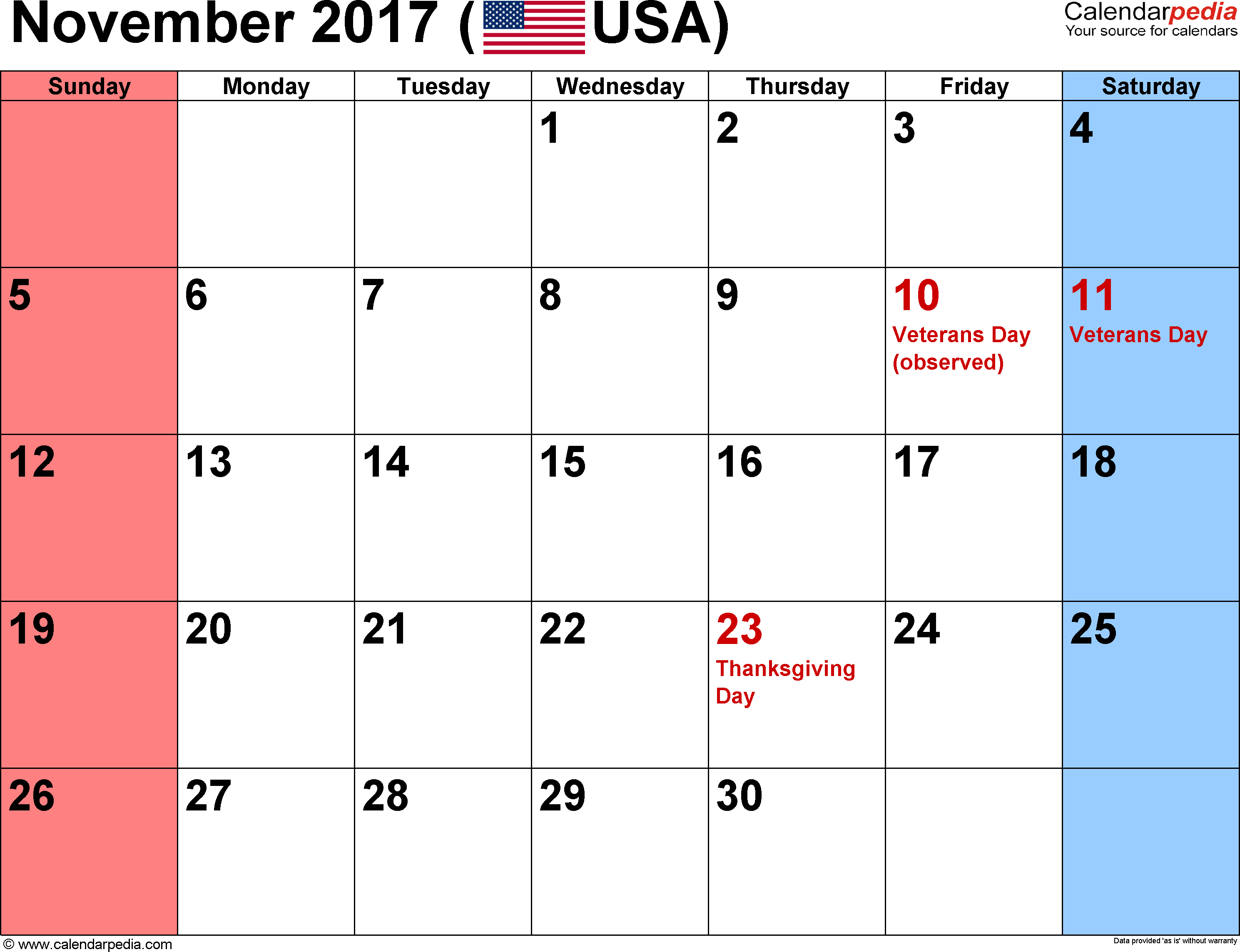015 Blank Monthly Calendar Template November Ideas Dreaded with regard to November Decorated Calendar