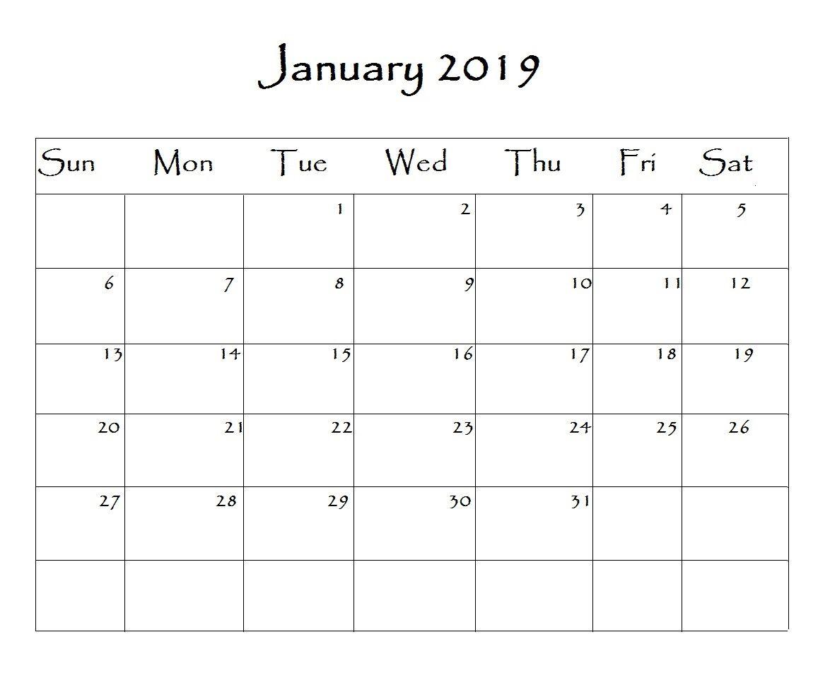 018 Template Ideas Blank Calendar Word Top Editable 2019 with Blank Calendar Template Word