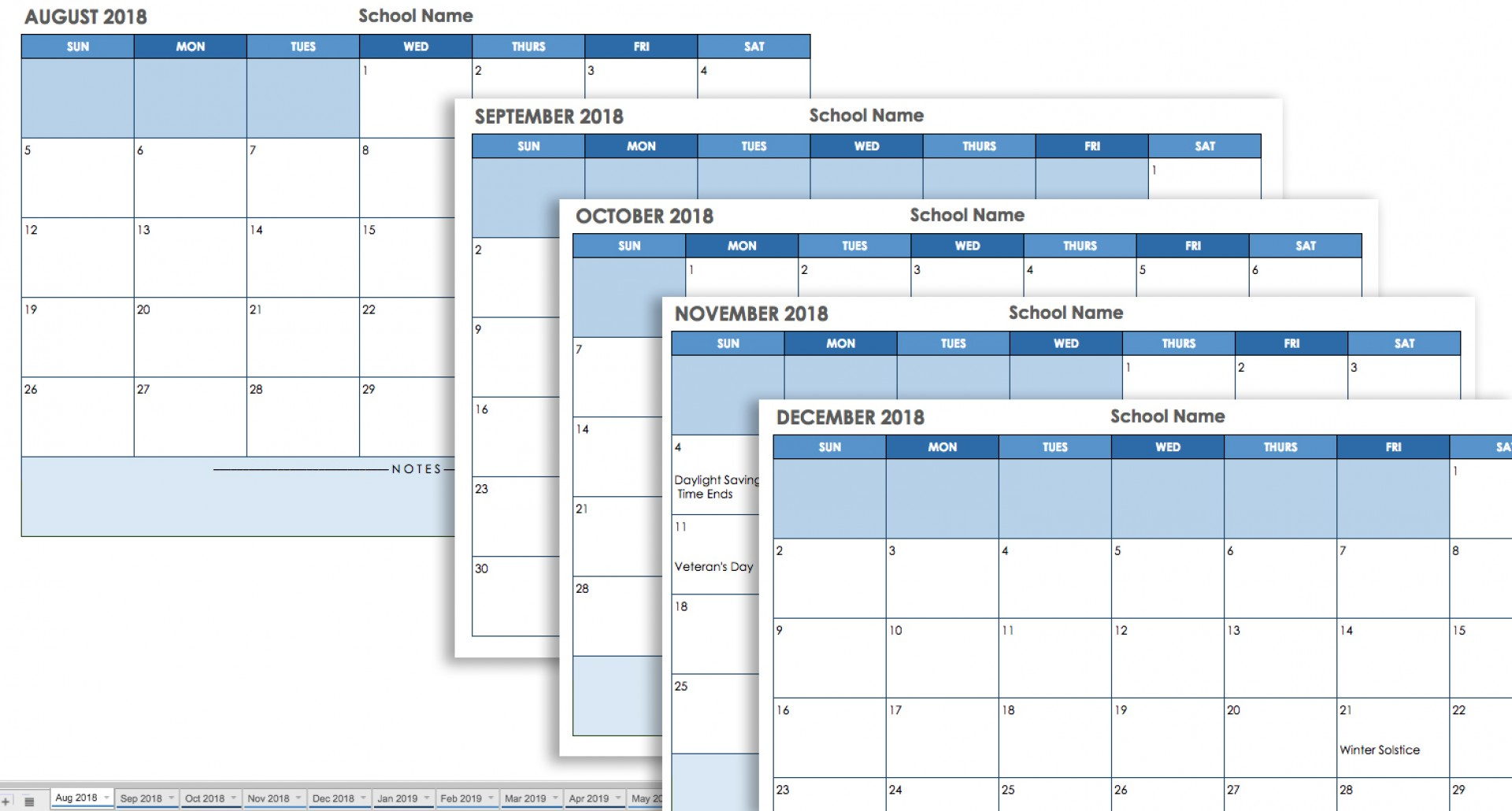 028 Google Sheets Calendar Template Free Templates for Smartsheet 2020 Calendar