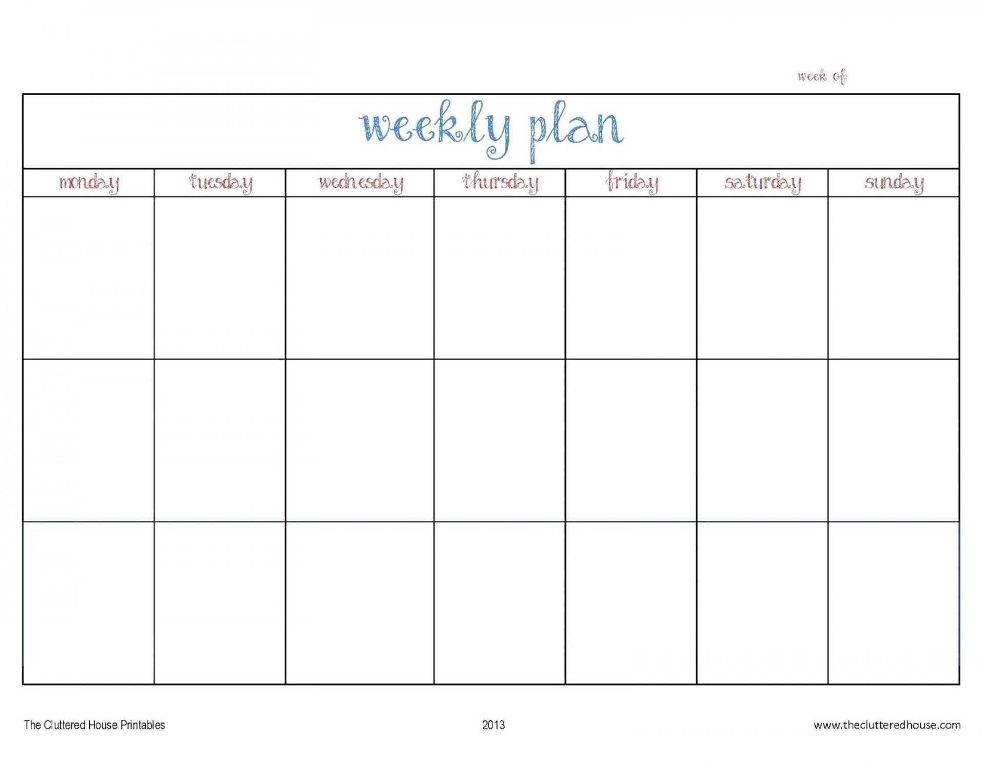 032 Template Ideas Two Week Calendar Print Blank Singular in Printable Two Week Calendar Template