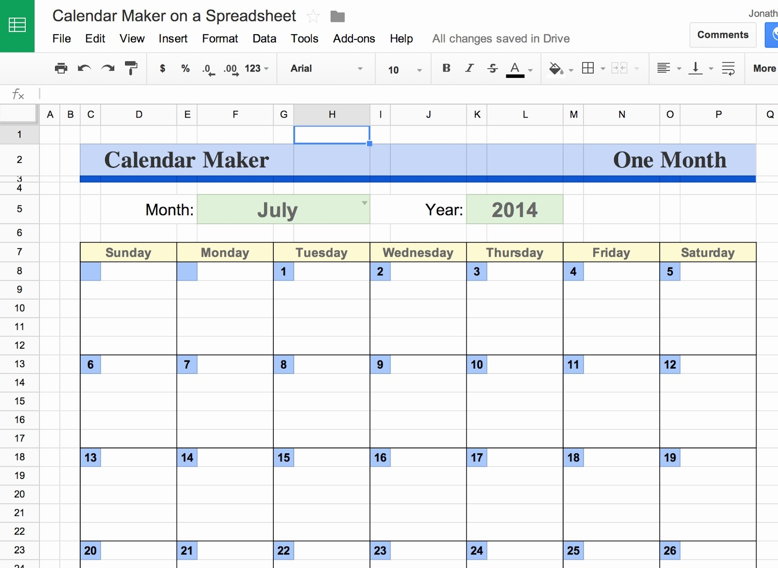 036 Google Sheets Cover2Quality82Stripallw1600 Calendar regarding Calendar Maker Google Docs