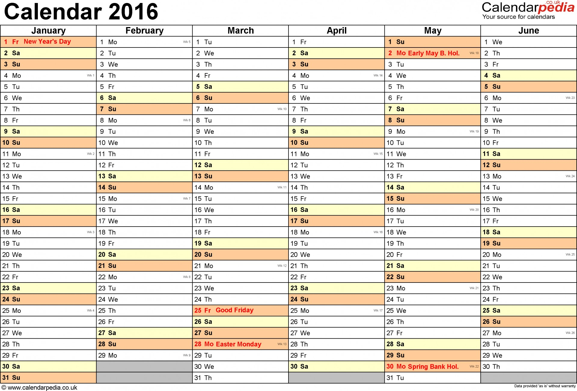 042 Weekly Schedule Lg Template Ideas Calendar Awful 2016 pertaining to Calendarpedia Weekly Schedule