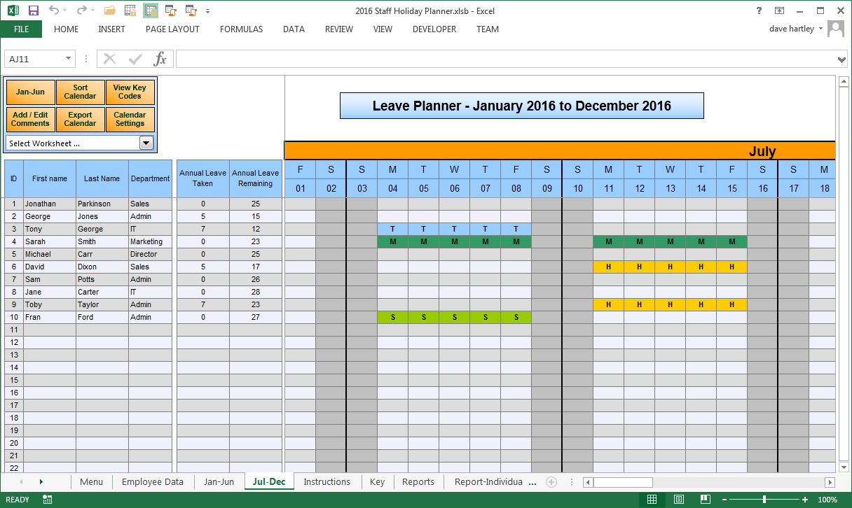 045 Template Ideas Vacation Calendar Employee Tracking regarding Employee Vacation Calendar Template