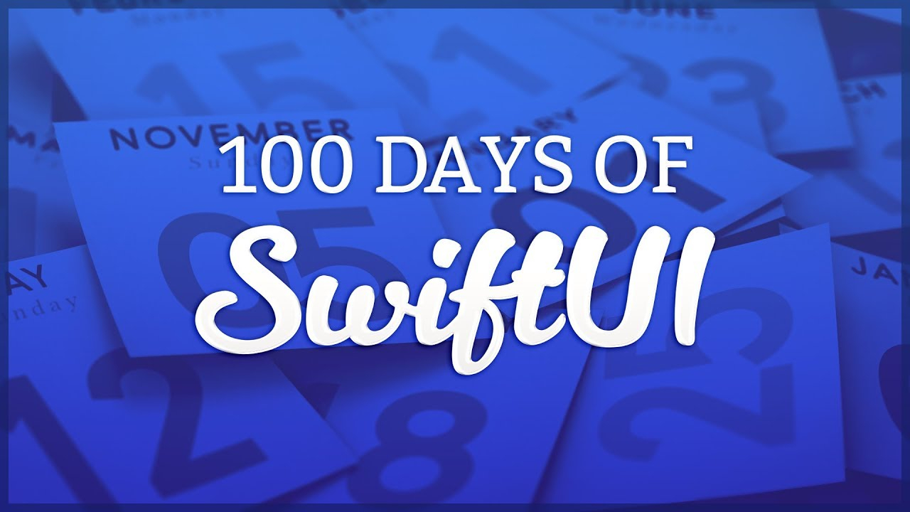 100 Days Of Swiftui – Hacking With Swift inside Swiftui Countdown Timer