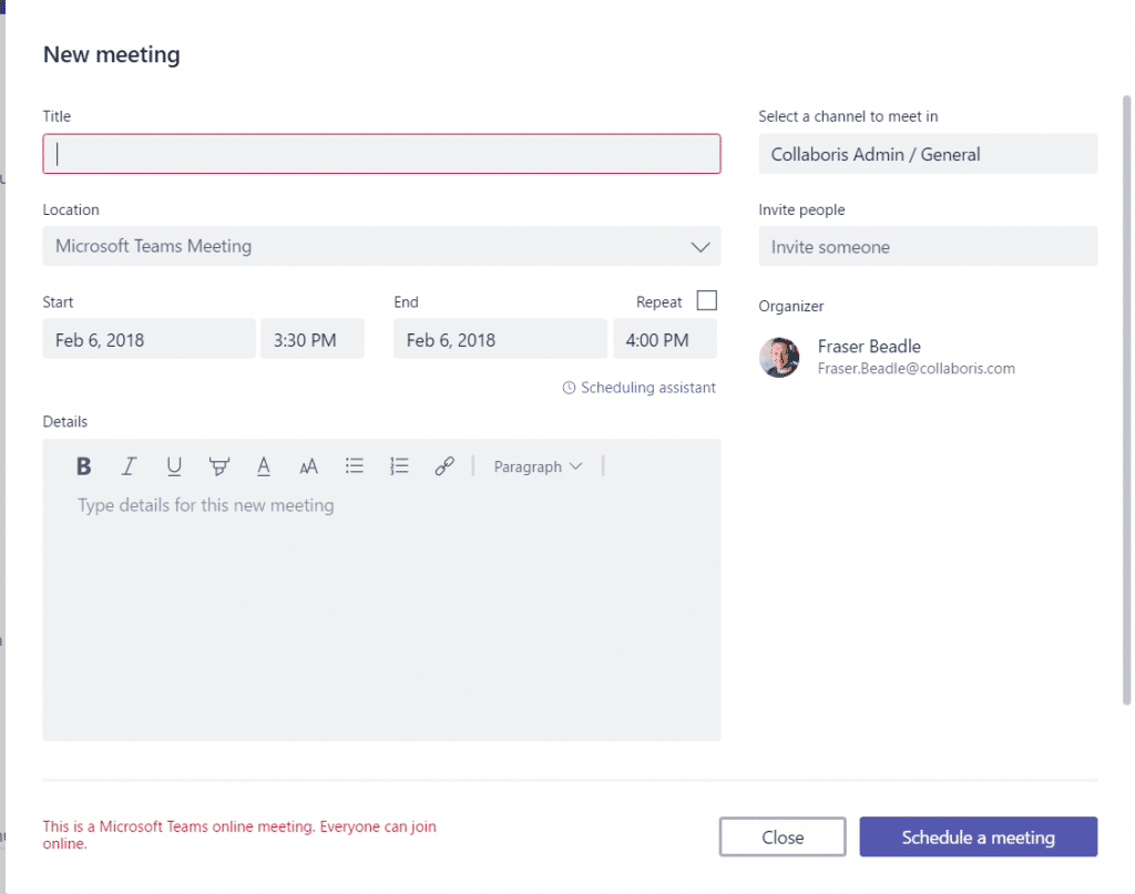19 Microsoft Teams Tips That Will Help And Save You Time for Outlook We Couldn't Find This Meeting In The Calendar