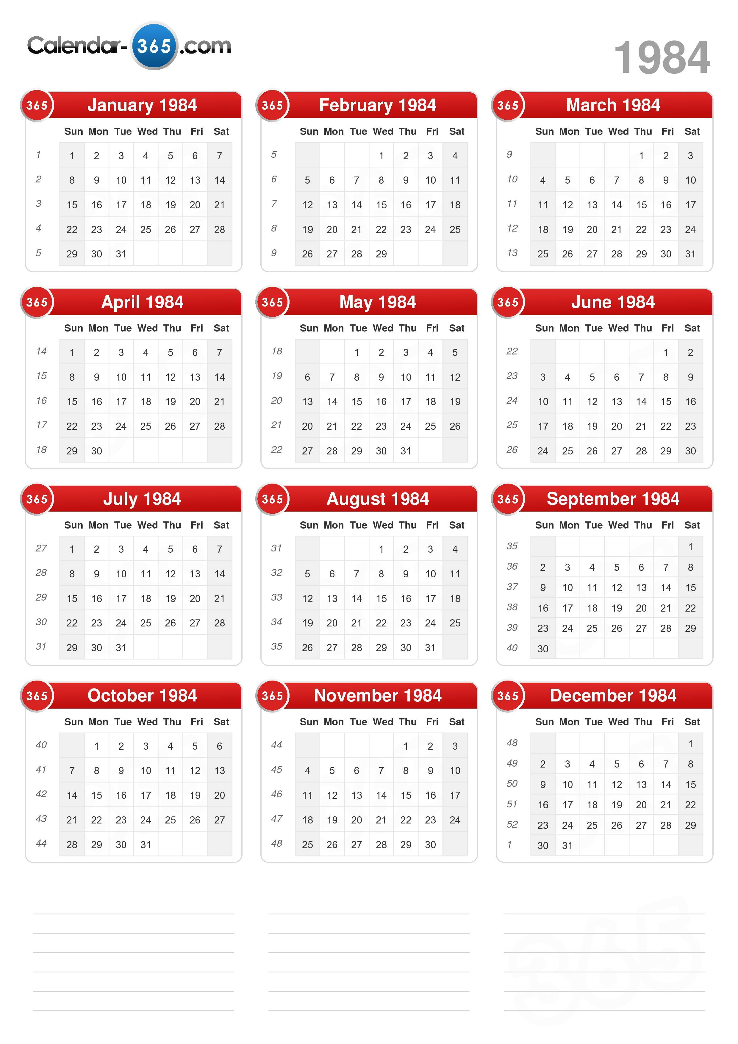 1984 Calendar regarding Bengali Calendar 1986