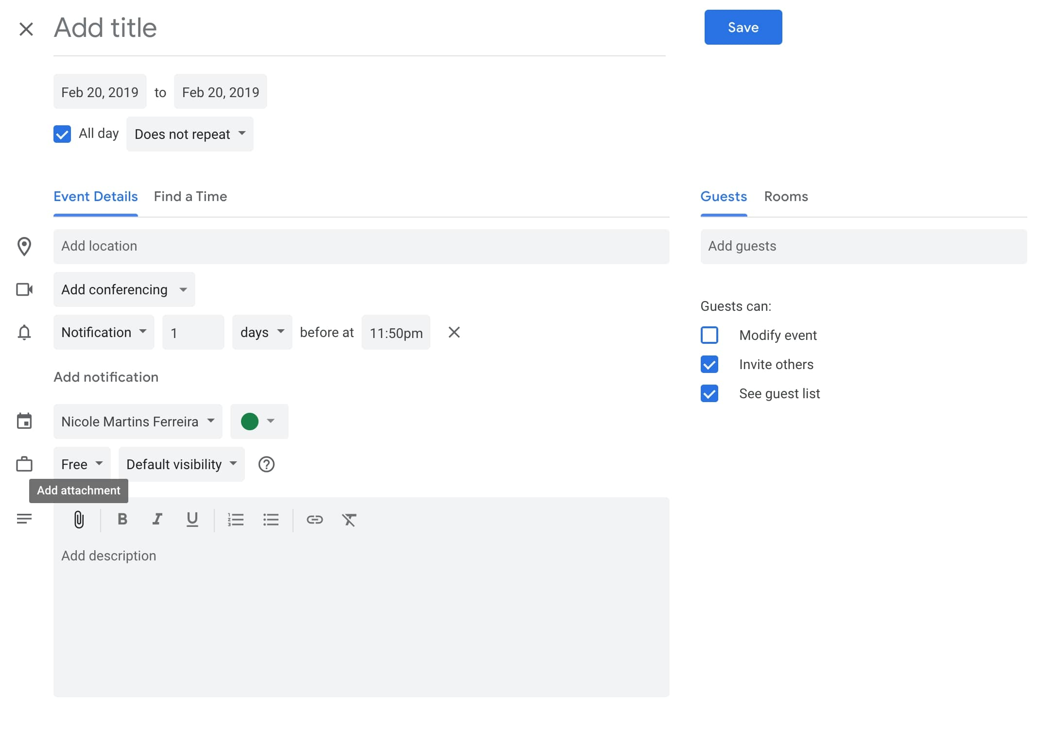 20 Ways To Use Google Calendar To Maximize Your Day In 2020 in Google Calendar Add Image