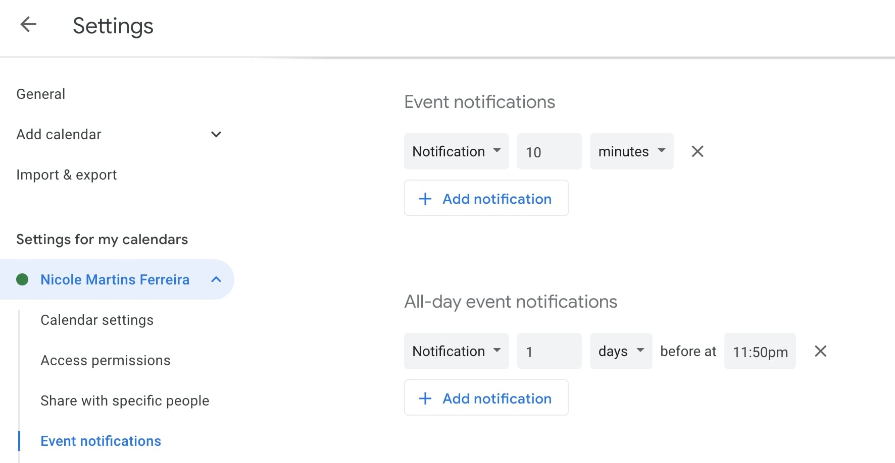 20 Ways To Use Google Calendar To Maximize Your Day In 2020 in Google Calendar Hide Non Working Hours