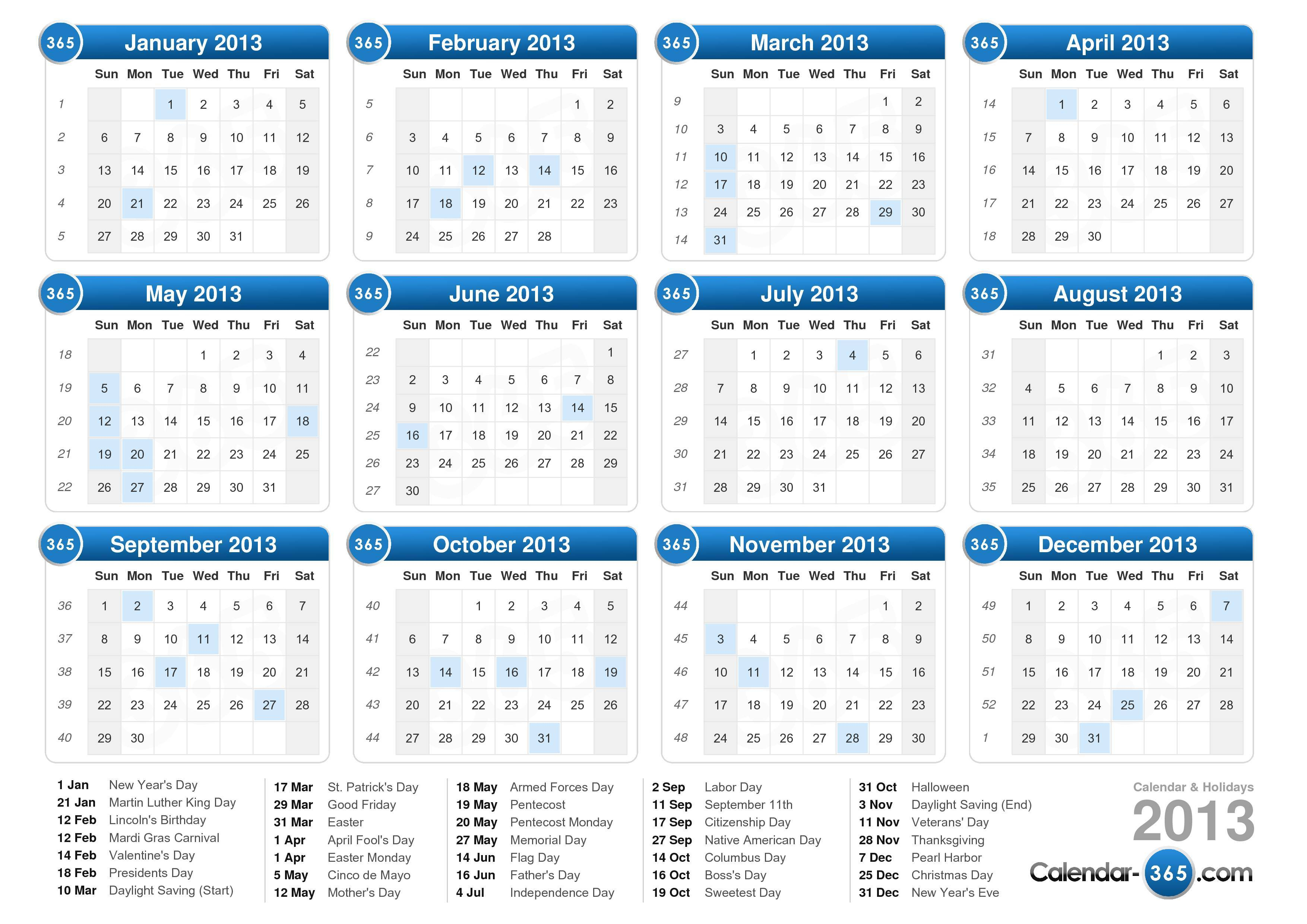 2013 Printable Calendar : Benefits Of Having A Calendar within Quadax 2020 Julian Calendar