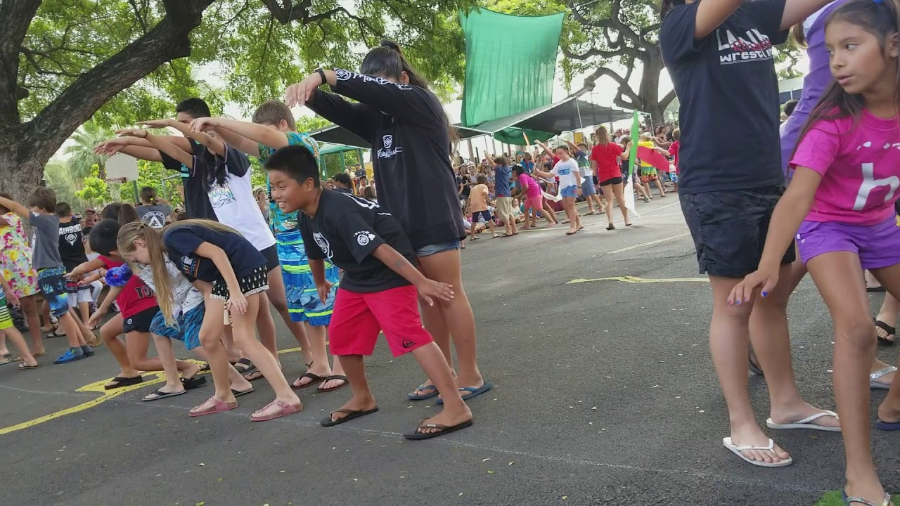 2018 Ho'ike, 4Th Grade Dance, King Kamehameha Iii Elementary School within King Kamehameha 3 School