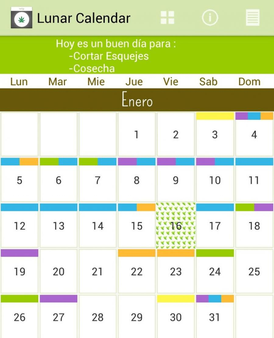 2018 Lunar Calendar Marijuana Android App Apk (Com.epev throughout Khmer Lunar Calendar 2018