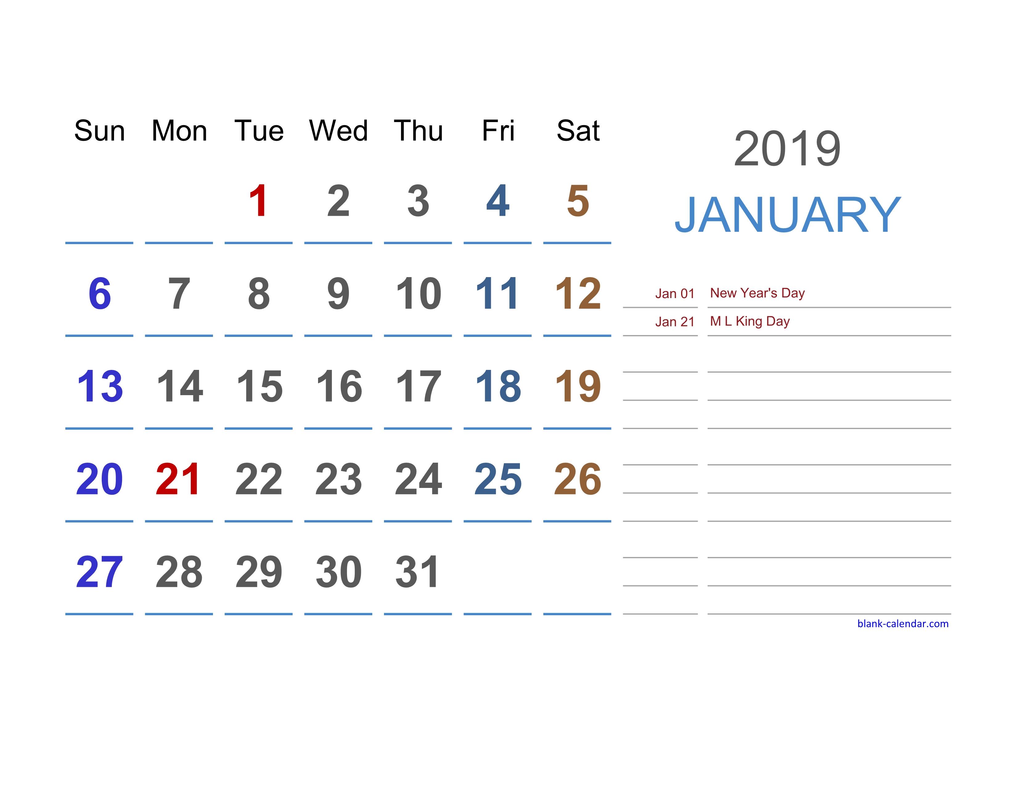 2019 Excel Calendar | Free Download Excel Calendar Templates within 2020 Calendar Excel Hong Kong