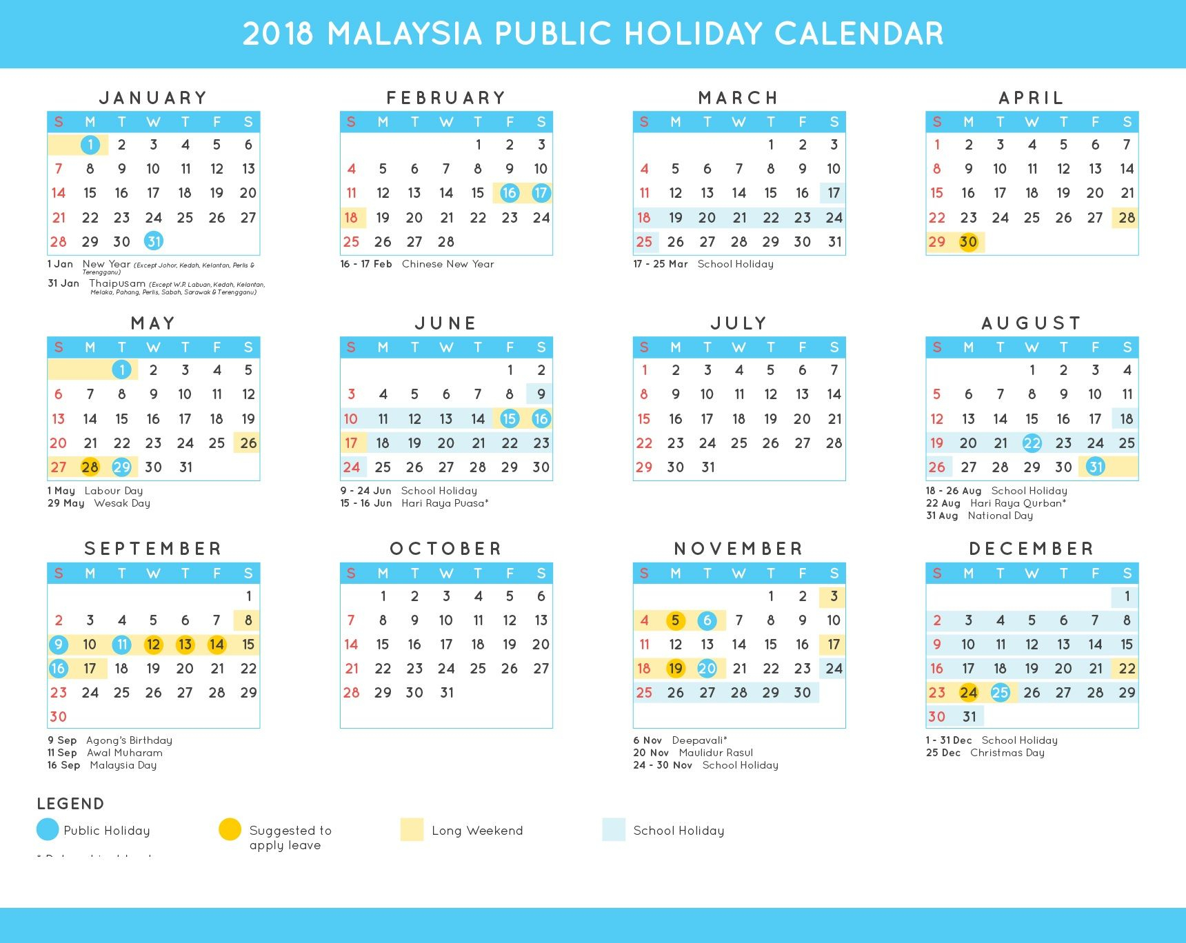 2019 Federal Holiday Calendar Download | Holiday Calendar for Kalendar Kuda Tahun 2020