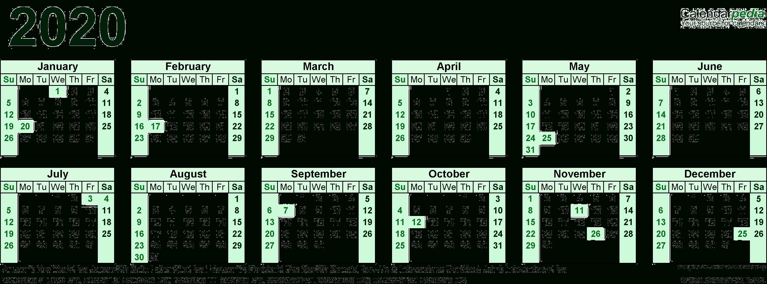 2020 Calendar Png Transparent Images | Png All regarding November Calendar 2020 Transparent