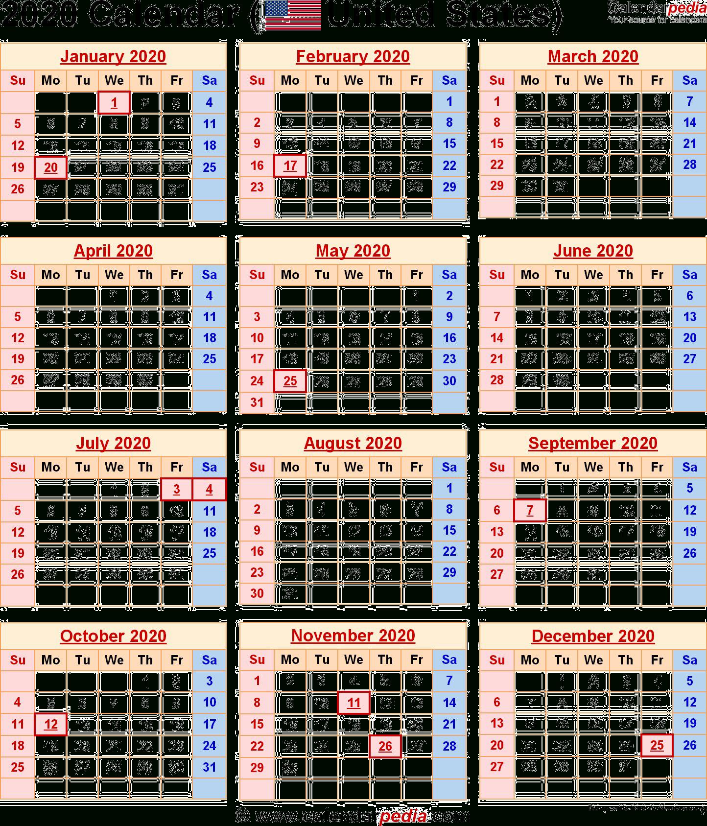 2020 Calendar Png Transparent Images | Png All throughout Bihar Govt. Calendar 2020