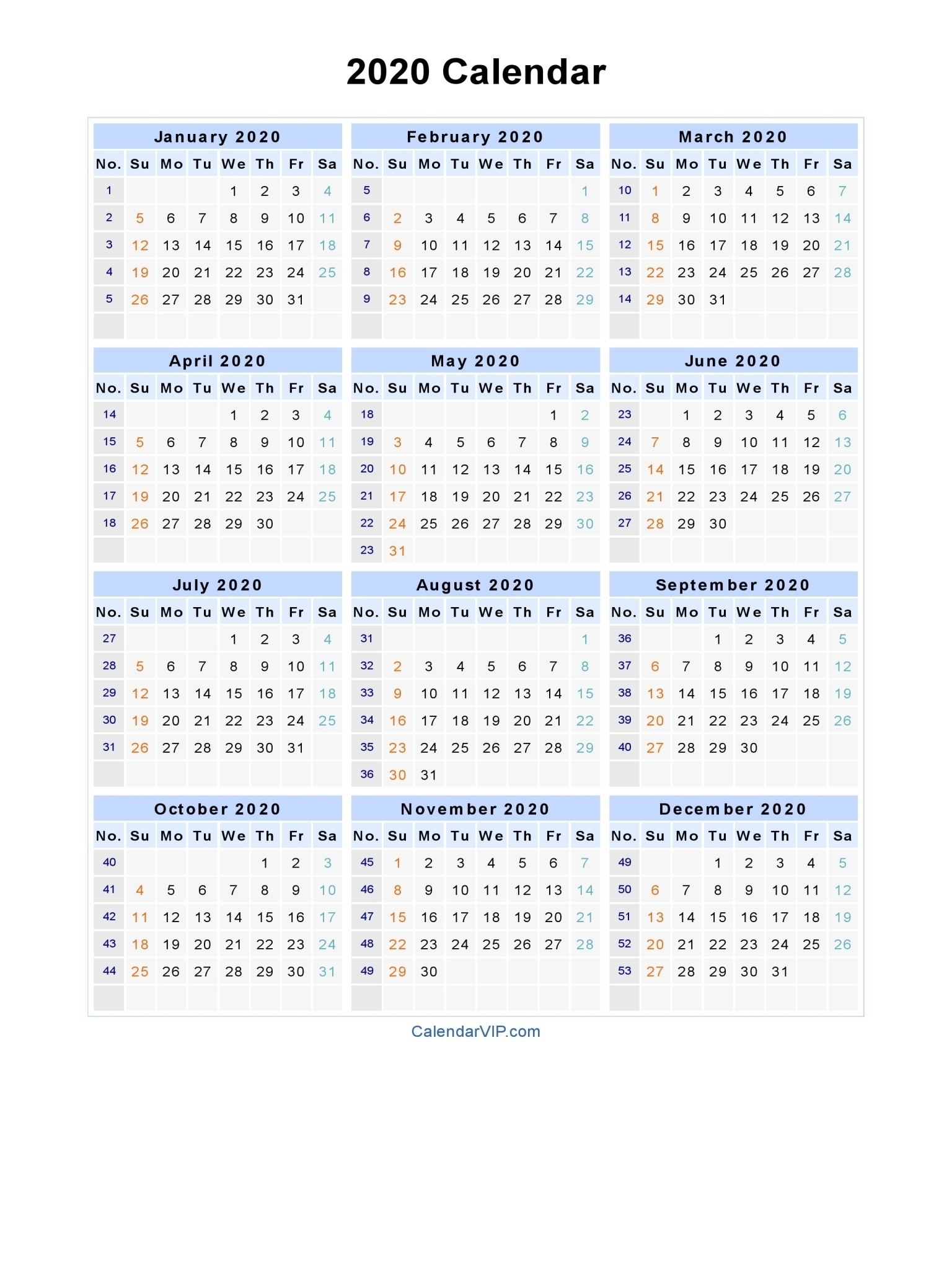 2020 Calendar Printable South Africa | Monthly Printable with regard to School Calendar 2020 South Africa Pdf