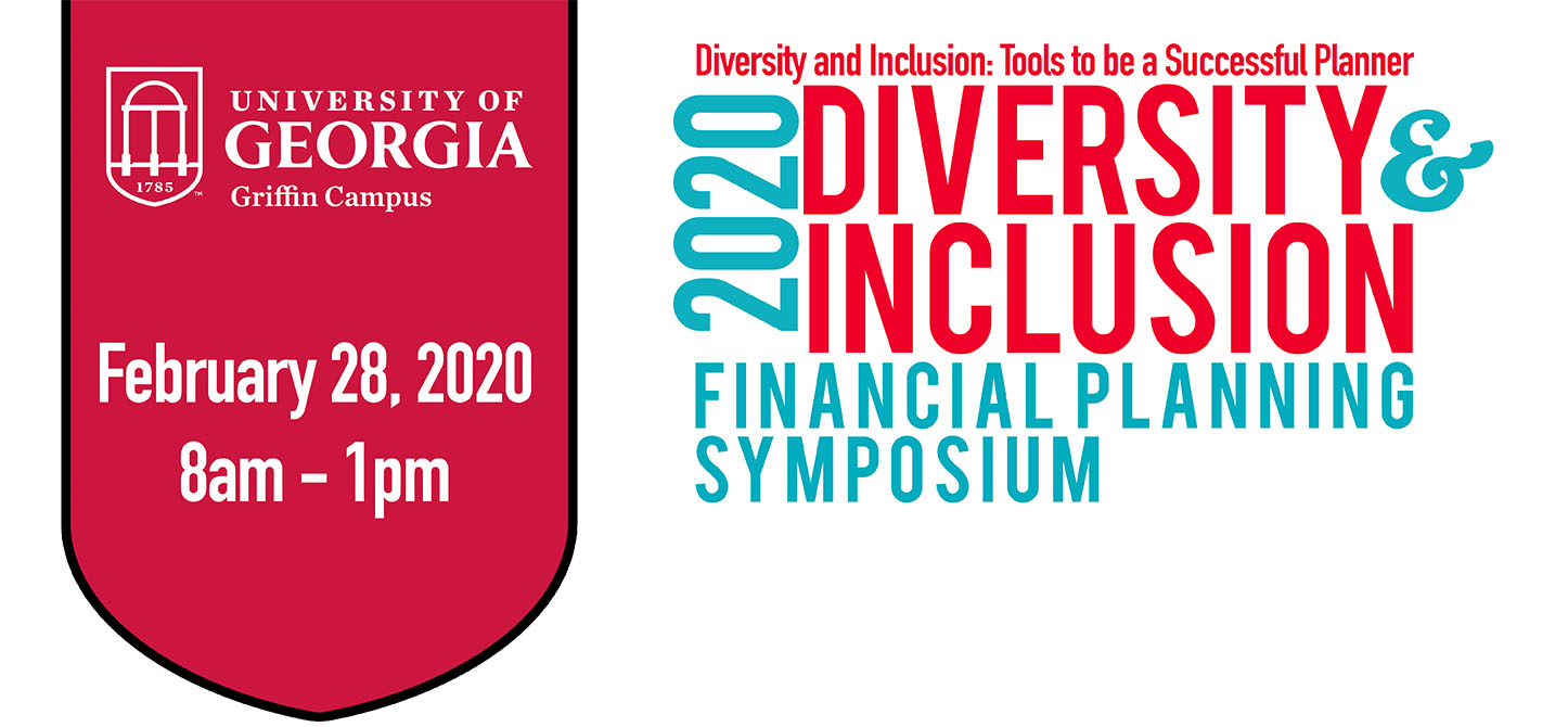 2020 Diversity And Inclusion Financial Planning Symposium in Uga Academic Calendar 2020