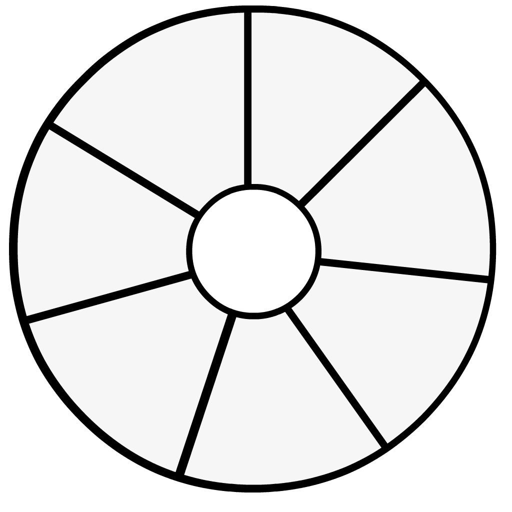 26 Images Of Wheel Blank Calendar Template   Gieday pertaining to Calendar Wheel Printable
