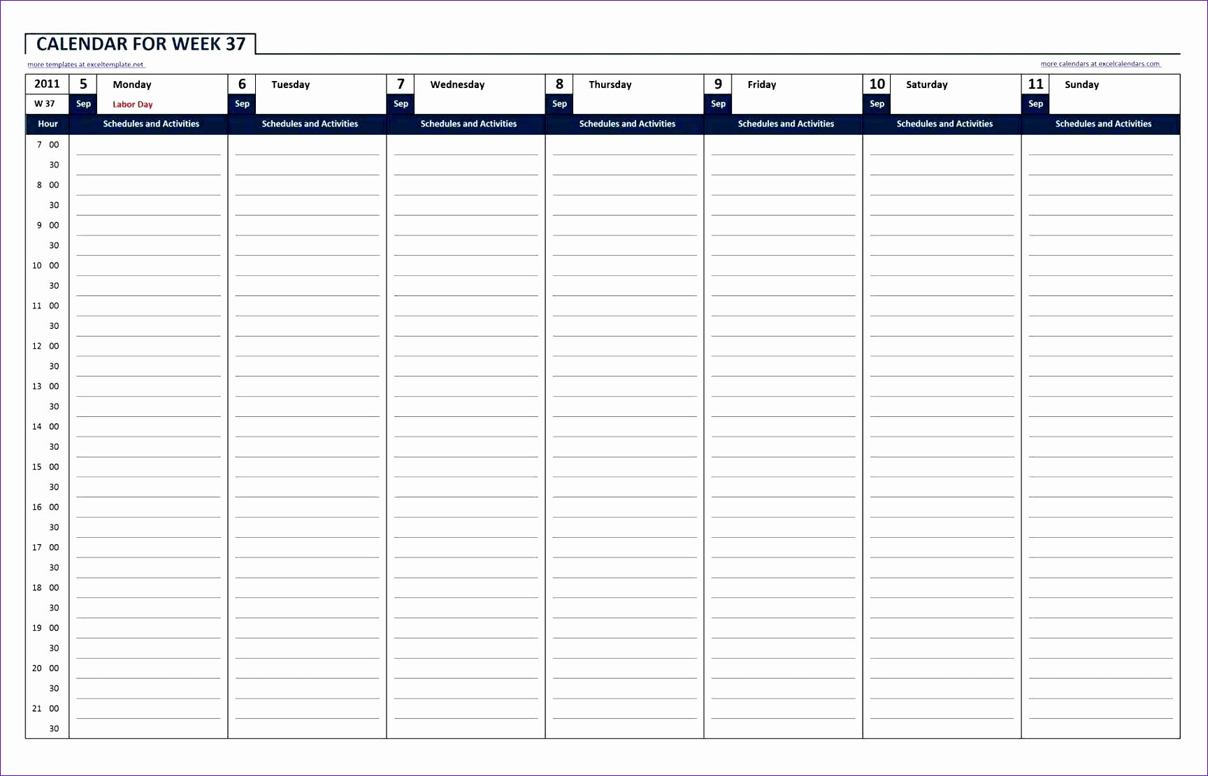 30 24 Hour Schedule Planner | Andaluzseattle Template Example regarding 24 Hour Planner Template