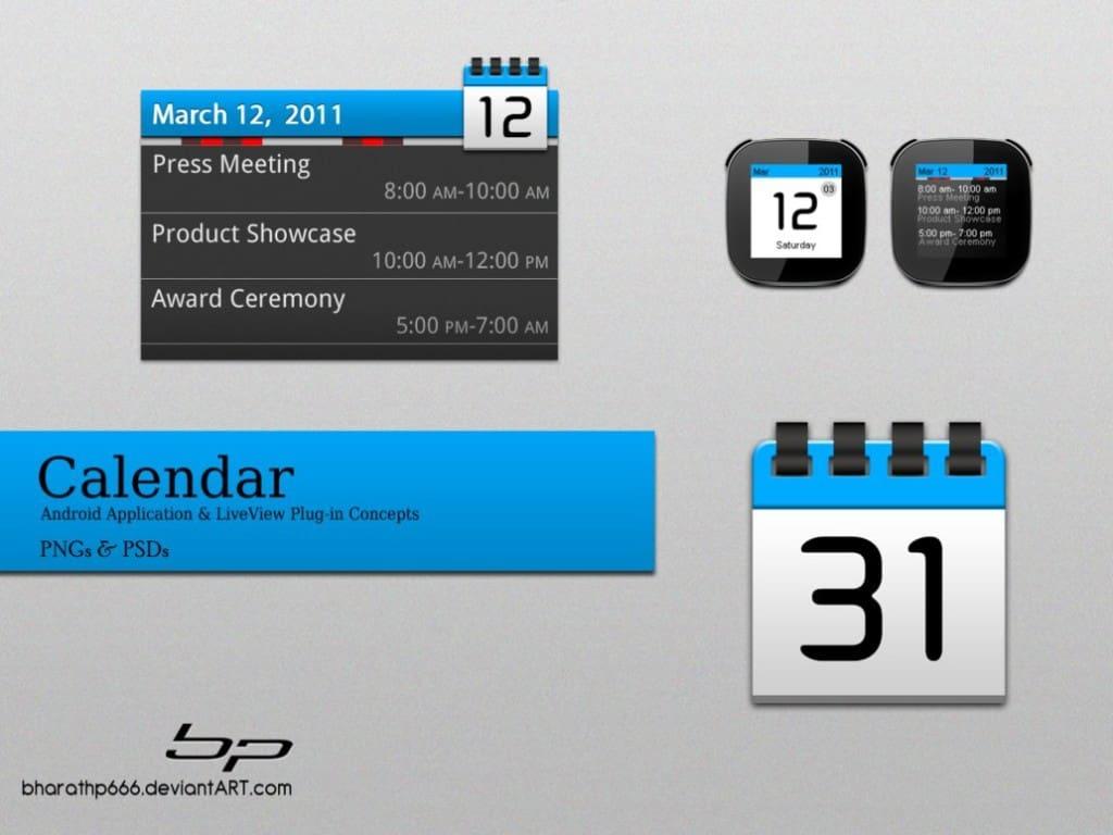 31+ Free Calendar Icons Set (Psd, Png Files)  85Ideas with regard to Calendar Icon Psd