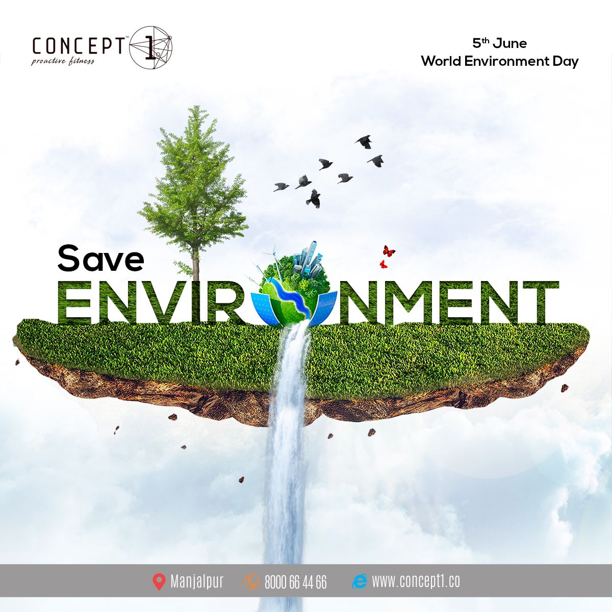 5Th June World Environment Day! Let Save Our Planet Together with International Days In June