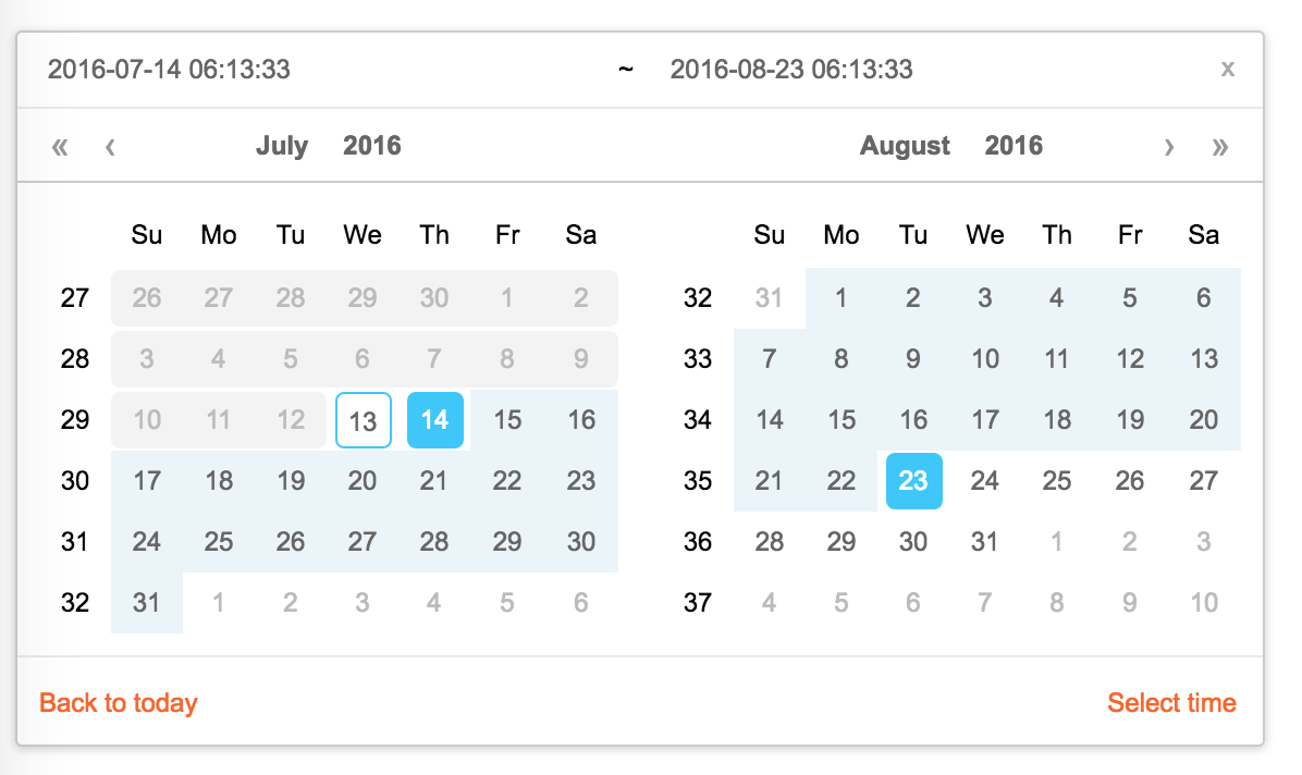 A Simple And Nice Calendar With Reactjs with React Datepicker Calendar Icon