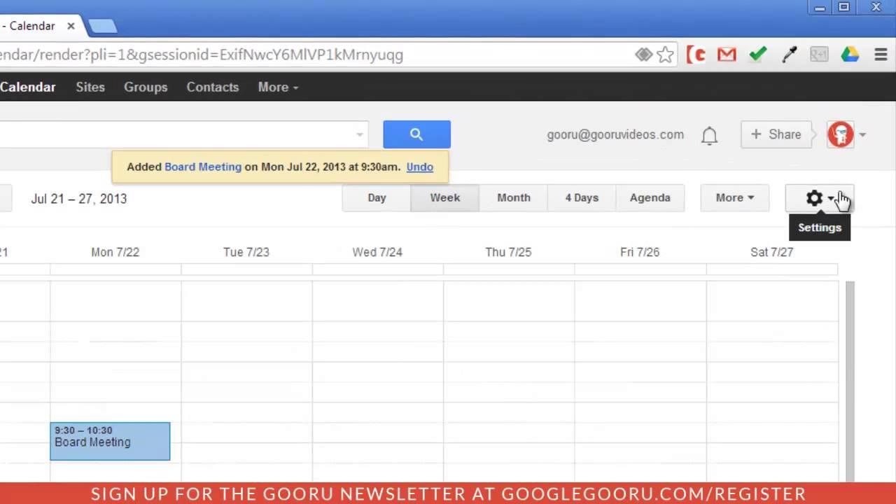 Add Attachments To Google Calendar Events regarding Google Calendar Add Image
