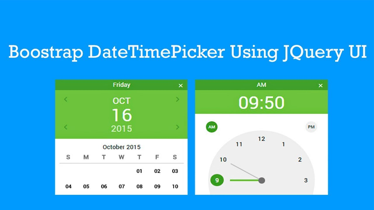 Add Datepicker To Input Field Using Jquery Ui || Php Foreach for Php Calendar Date Picker