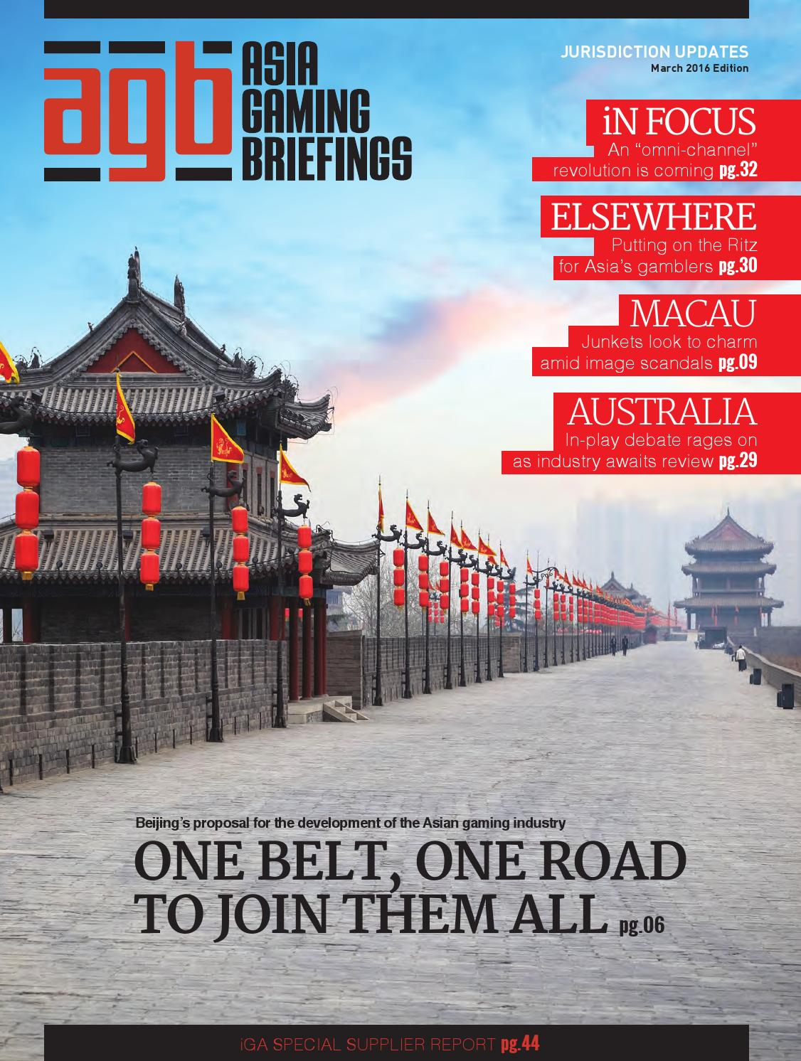 Agbriefings March 2016 By Asia Gaming Brief  Issuu inside Lunar Calendar Cockfighting 2020
