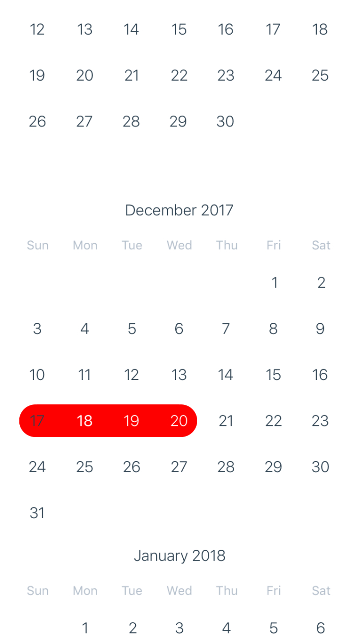 Agenda With Calendar View · Issue #277 · Wixreactnative within React-Native-Calendars Agenda Example