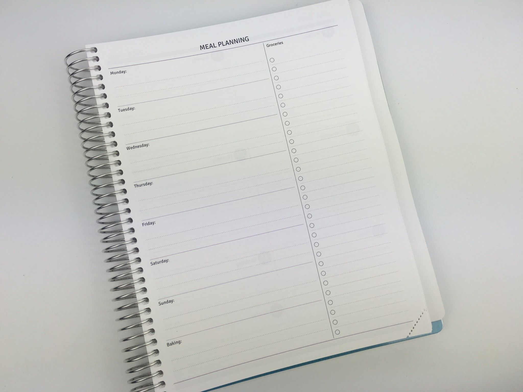 Agendio Review (Custom, Personalised Weekly Planner)  Pros for All About Planners