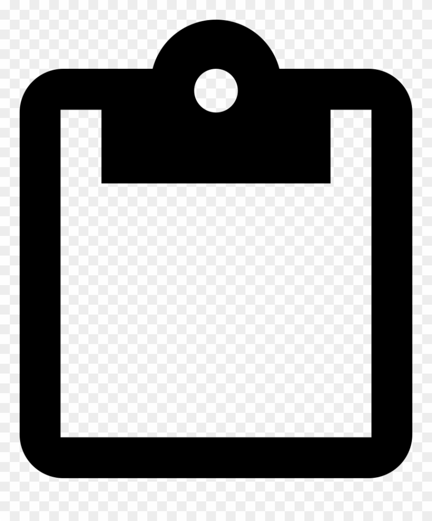 Android Clipboard Comments  Blank Calendar Icon Png within Blank Calendar Icon