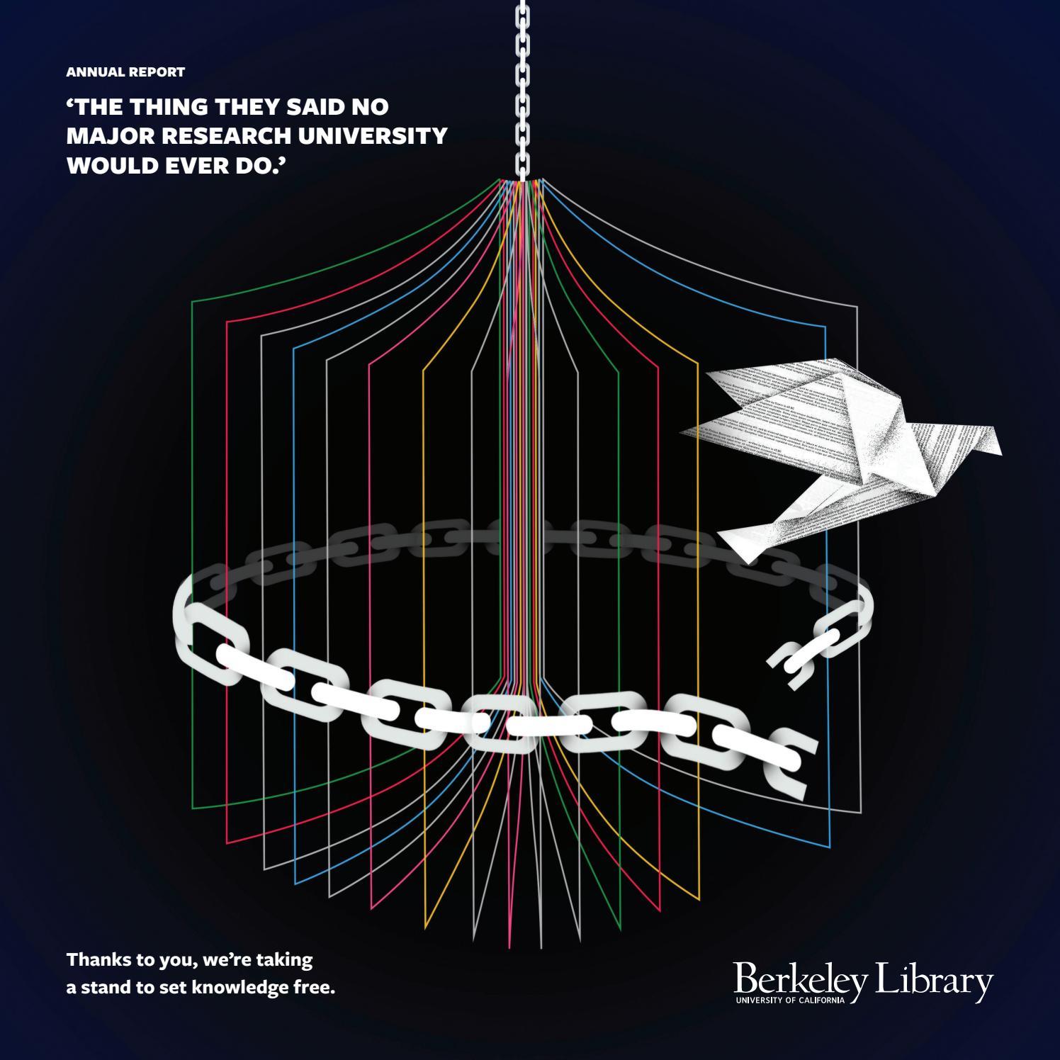 Annual Report Fy 201819 By Uc Berkeley Library  Issuu inside Uc Berkeley Academic Calendar 2017