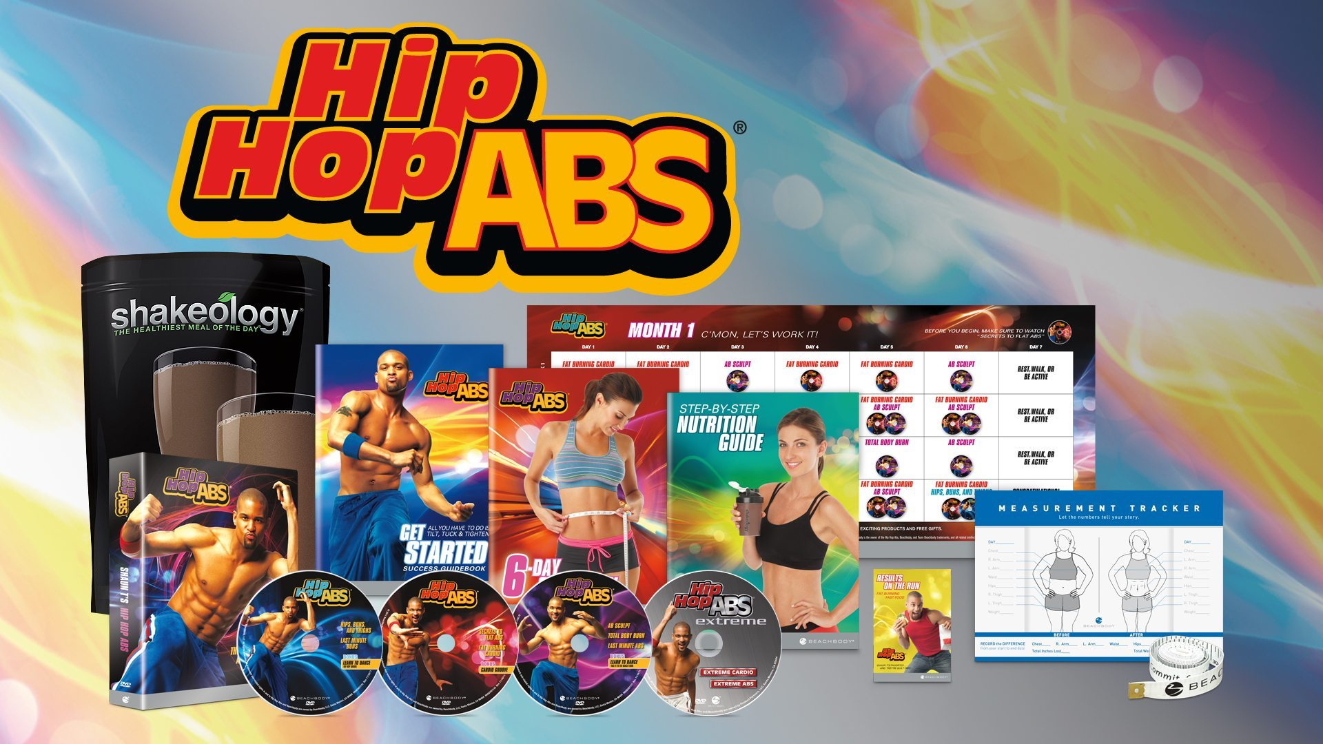 Are You A Middle Ager Wanting To Ease Into Fitness? Do Hip with Hip Hop Abs Calendar