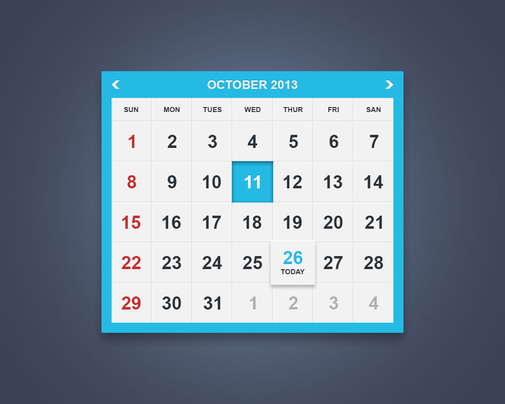 Asp Calendar Custom Css Style  Stack Overflow regarding Calendar Template Html Css