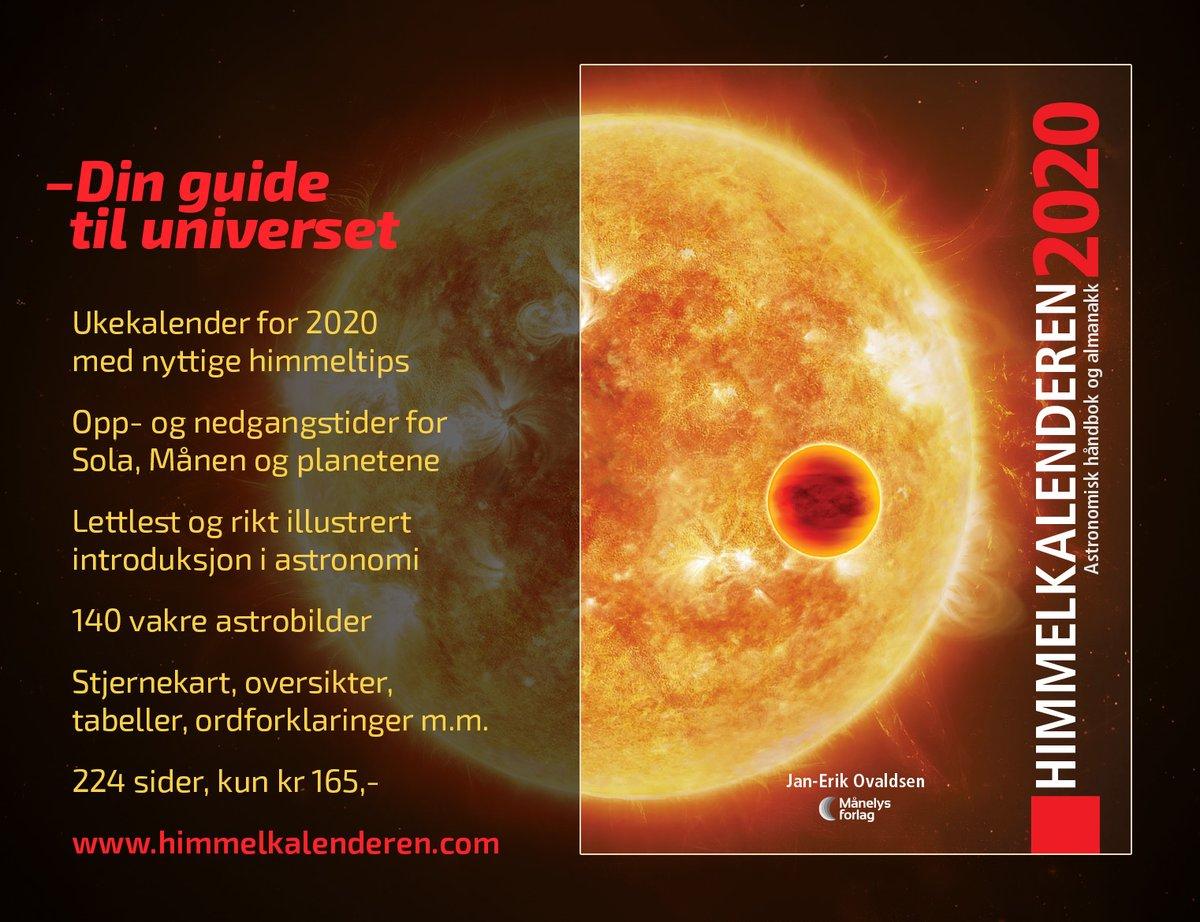 Astrofysikk (@astrofysikk) | Twitter regarding Norsk Ukekalender 2020