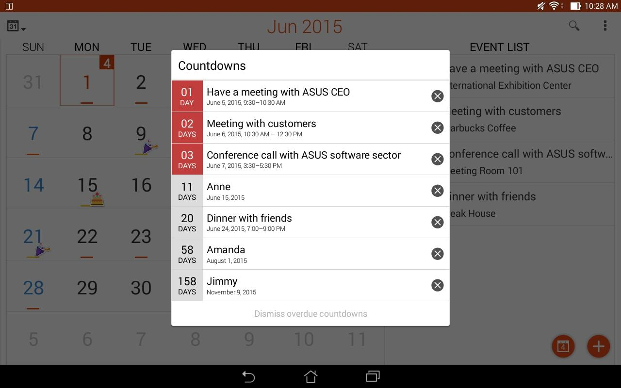 Asus Calendar Apk Download  Android Работа Приложения intended for Asus Calendar Apk