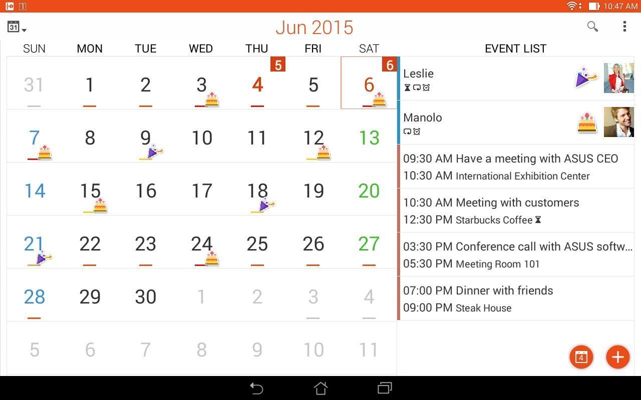 Asus Календарь Для Андроид  Скачать Apk with Asus Calendar Apk