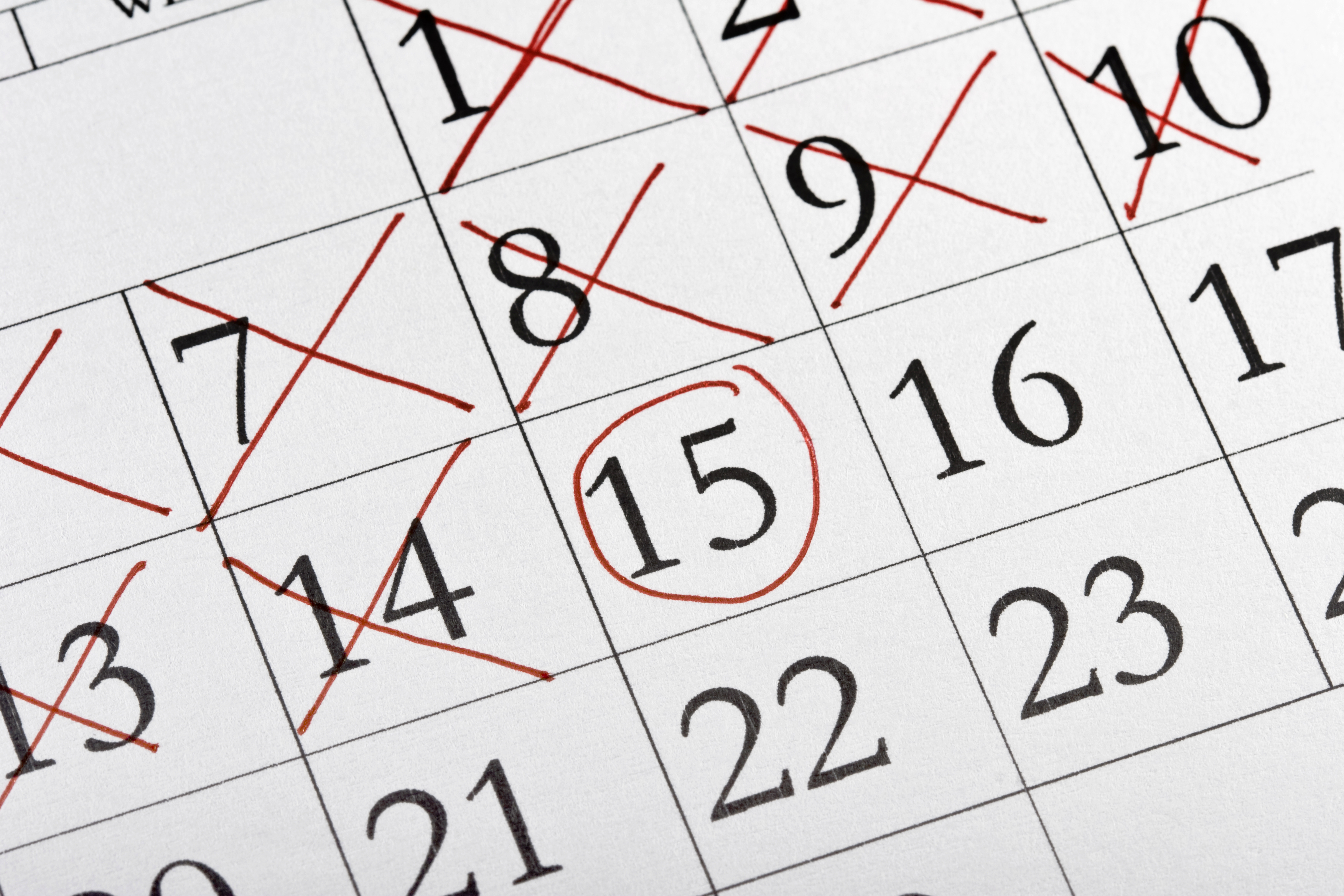 Attention Snowbirds: Start Counting | Taxation | Tds Law within Rolling Calendar Year Definition