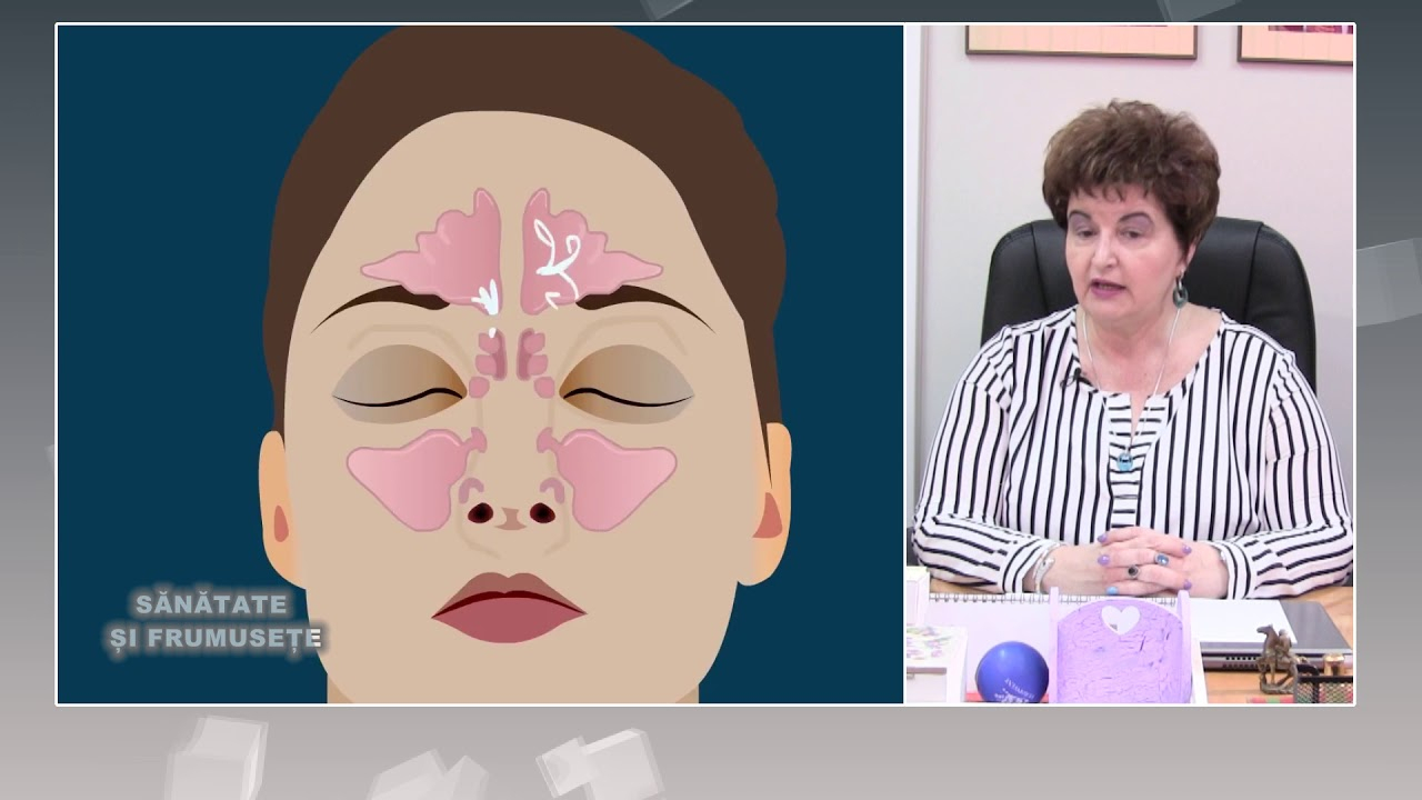 B1 Tv Sanatate Si Frumusete Cu Anca Daniela Raiciu  Hofigal Ed 09. 2019  Salinoterapia2 pertaining to Sanatate Si Frumusete