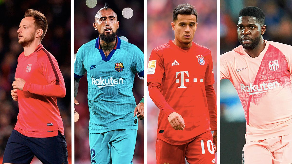 Barça Pretends Earn 124 Millions In Transfers Before July Of within July Of 2020