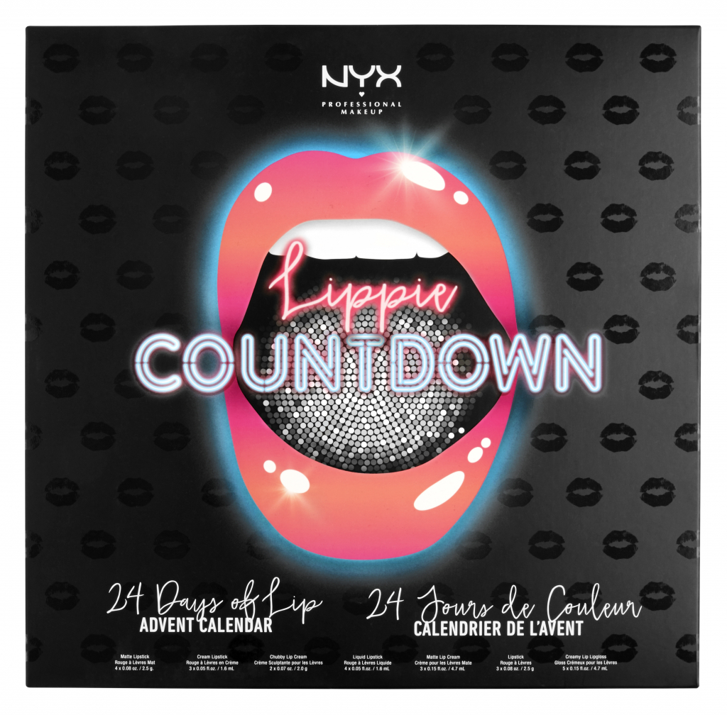 Beauty Advent Calendars 2017 – Blvn's Beauty Blog within Nyx Countdown 2020