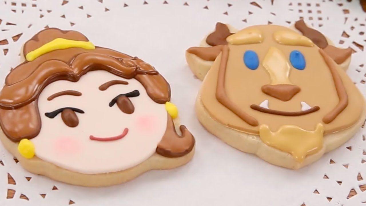 Beauty And The Beast Cookies | Disney Emoji Blitz | Disney for Emoji Blitz Event Calendar
