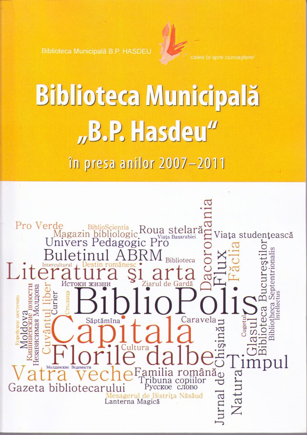 Biblioteca Municipală În Presă By Biblioteca Municipala B.p. in Calendar Sanatate Si Frumusete 2020