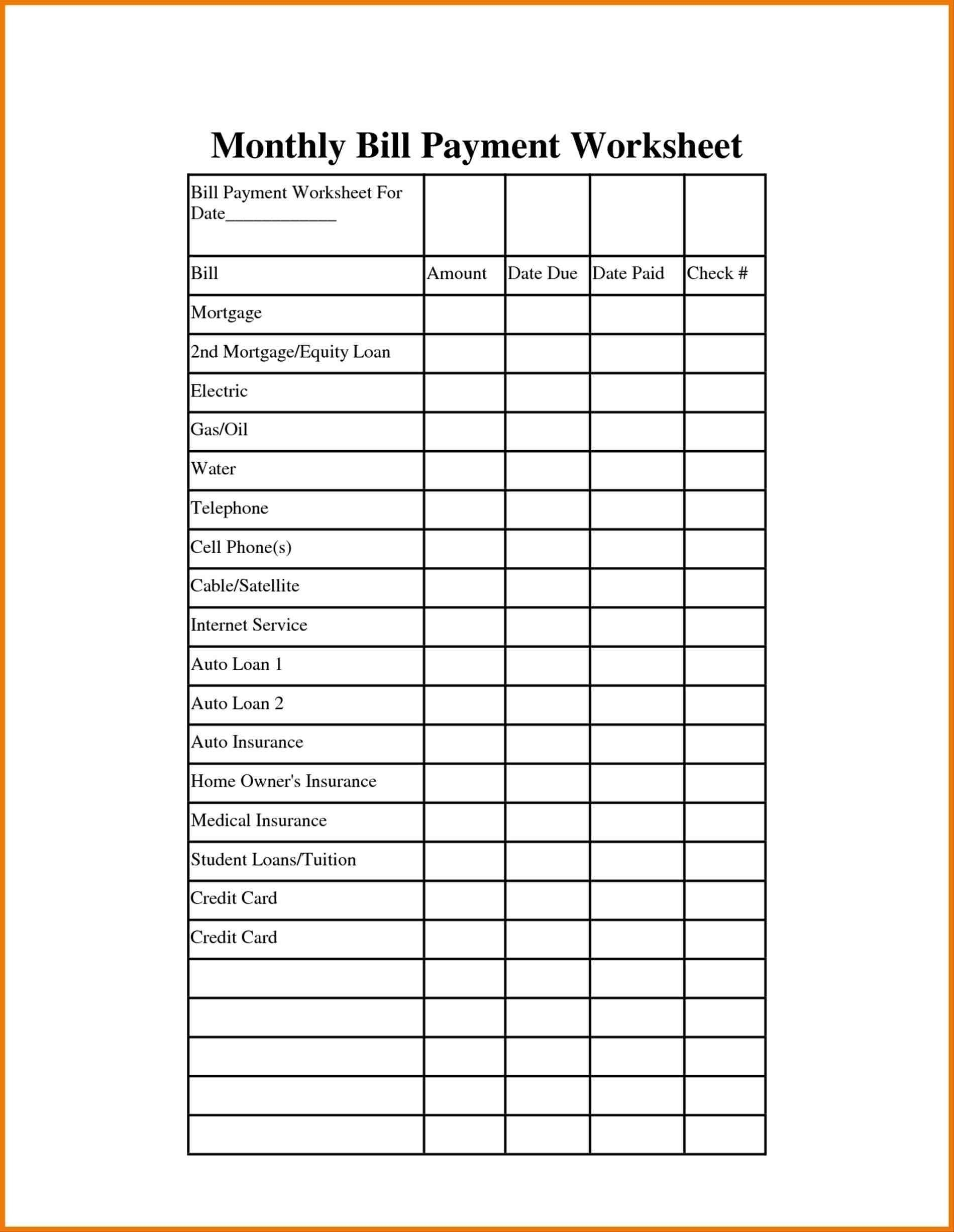 Bill Paying Calendar Template Free   Example Calendar Printable with regard to Free Printable Due Date Calendar