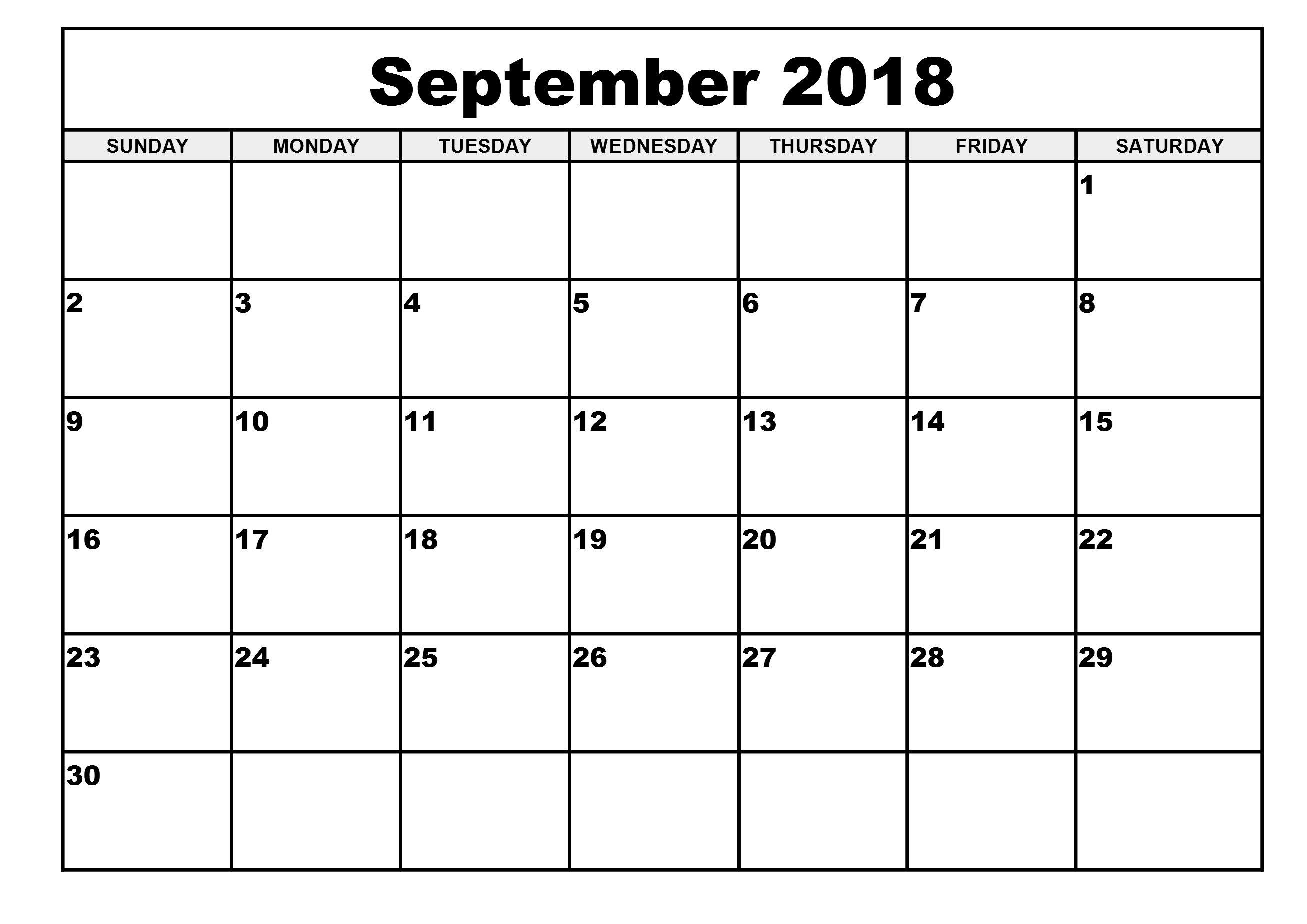 Blank Calendar Template Monday To Friday Only | Example intended for Monday Through Sunday Calendar