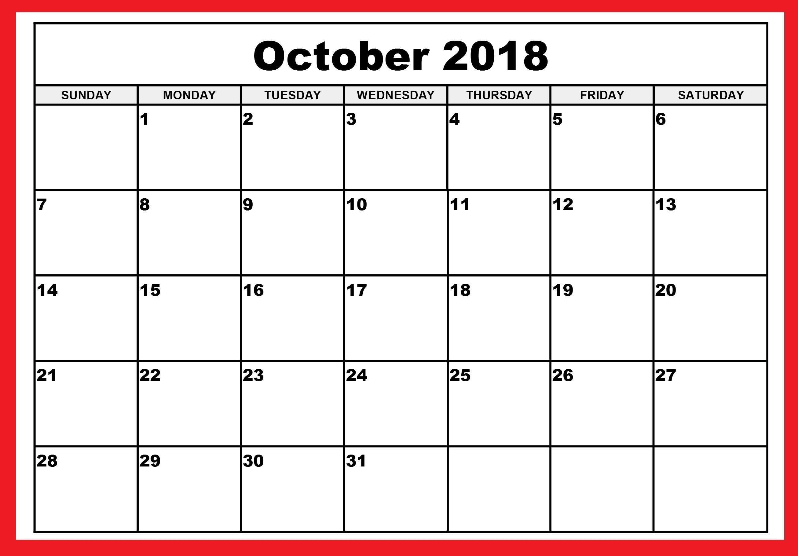 Blank Calendar Template Monday To Friday Only | Example throughout Blank Calendar Template Monday Through Friday
