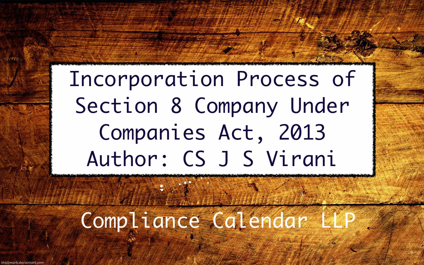 Blogs | Compliance Calendar Llp throughout Compliance Calendar Under Companies Act 2013